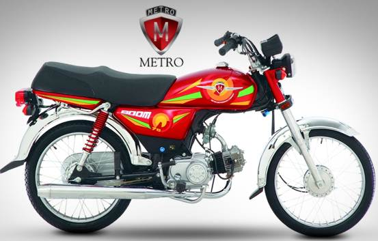 Metro Boom Euro ll 70 Price In Pakistan Colors Specifications Features