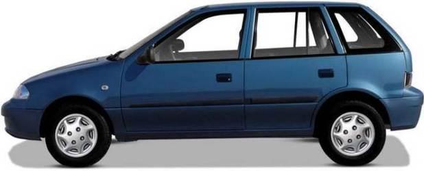 Suzuki Cultus Euro 2 CNG Mileage Price Specifications Colors Features Images