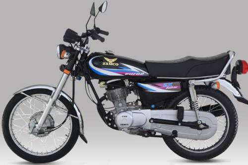 Zxmco ZX 125 CC Euro 2 Price Shape Image Features Specs In Pakistan