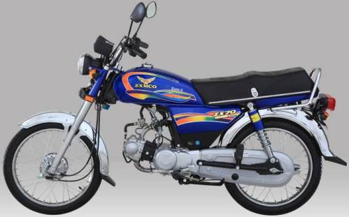 Zxmco ZX 70cc Euro II New Model Price Shape Specifications Image Reviews