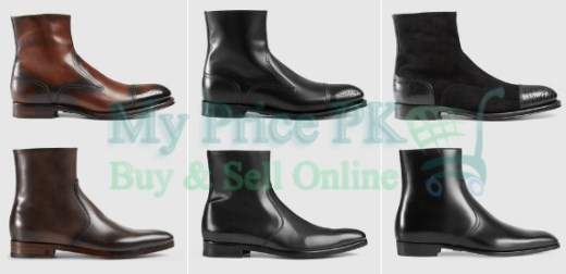 Gucci Gents Boots New Arrivals For Winter 2021 Price In Pakistan Designs Colors