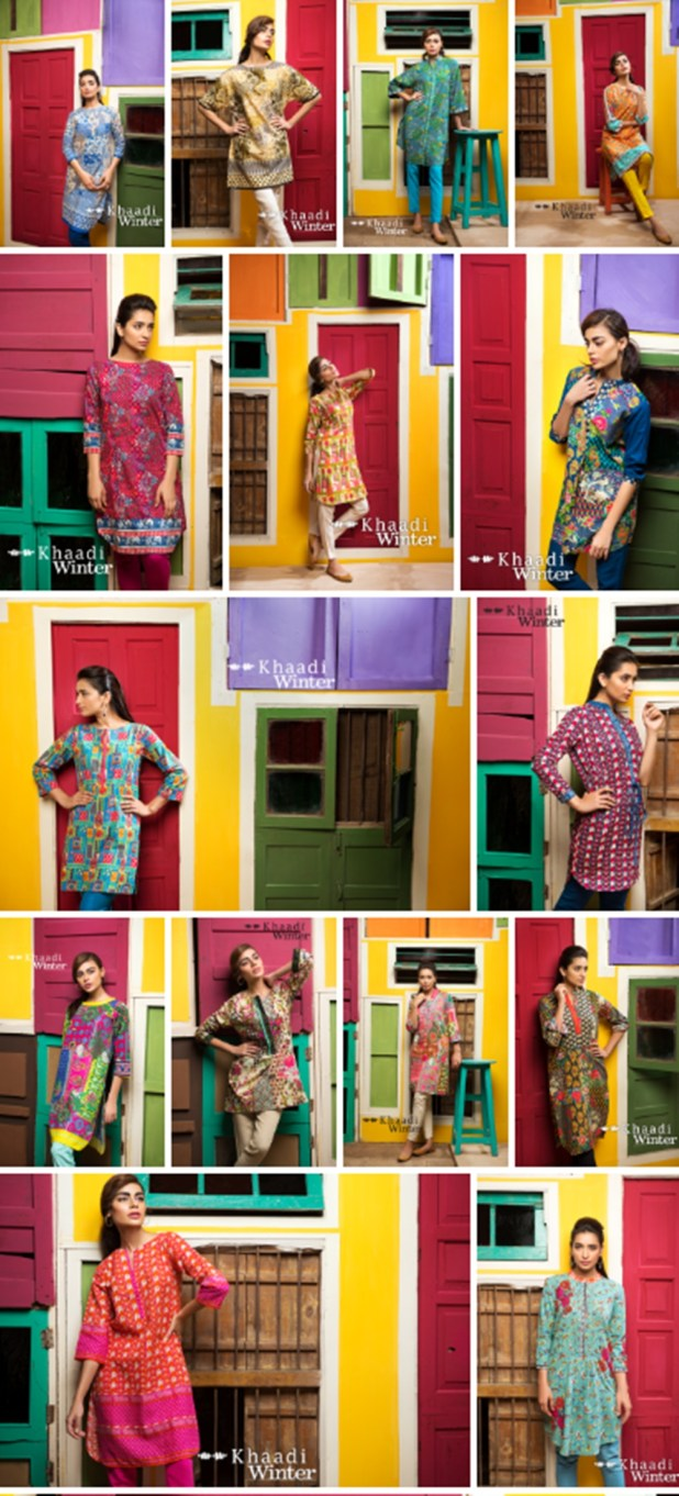 Khaadi Ladies New Arrivals For Winter 2016 Price In Pakistan Latest Designs Reviews