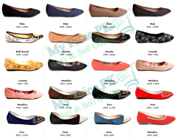 Metro Ladies Pumps New Arrivals For Winter 2016 Price In Pakistan Colors Reviews