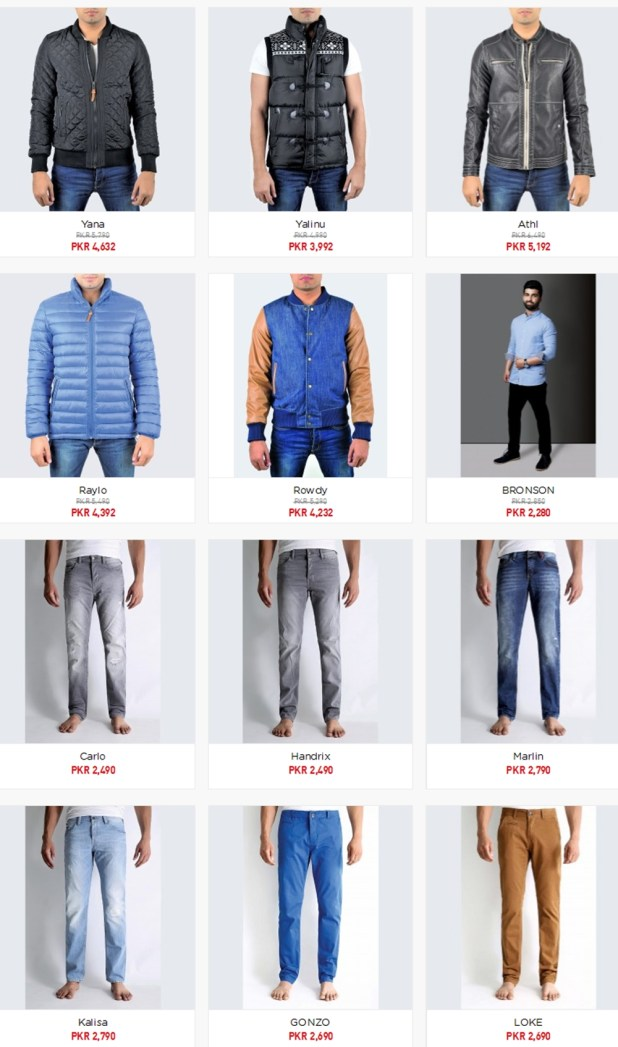 Stoneage Winter Collection 2016 For Gents New Arrivals Price In Pakistan Reviews