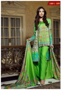 Ittehad Emb Shawl Dresses Collection Ladies Winter Design with Price