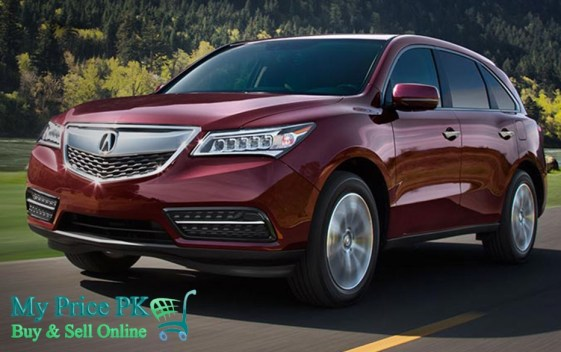 Imported Acura MDX Car Price in Pakistan New Models Shapes Specifications Pictures