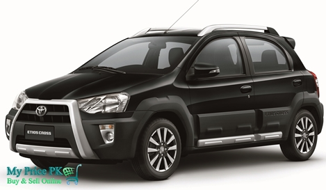 Imported Toyota Etios Cross Cars Price in Pakistan Models Shapes Specifications Pictures Reviews