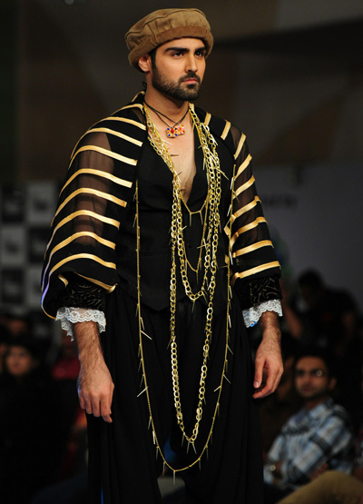 Ahsan Hussain Gents Couture Collection Latest Winter Dresses Designs 2016 with Price