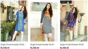Gul Ahmed Ladies Unstitched and Stitched Winter Suits Designs Latest Dresses Collections Price