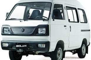 Suzuki Bolan Van Carry Daba 2016 Price in Pakistan Picture Specs and Shape