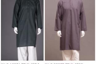 Junaid Jamshed J. Kurta New Arrivals Printed Solid Colors Designs Collections with Price