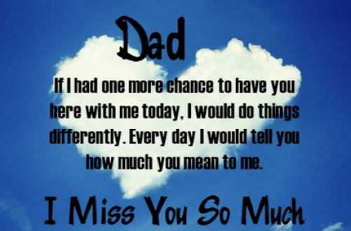 Missing Day 2016 For Your Parents Mom Dad Son Daughter Sister Brother