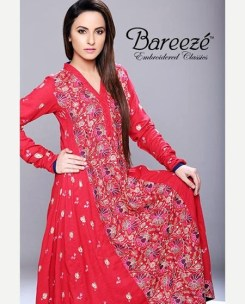 Bareeze Lawn Ladies Dress Collection 2017 New Summer Lawn Eid Dresses Styles and Price