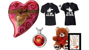 What type Gift does Girlfriend Like and Love on Valentine Day