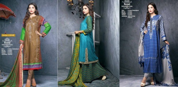 ITTEHAD Ladies Winter Dresses Collection Price in Pakistan Latest Women Fashion 2017