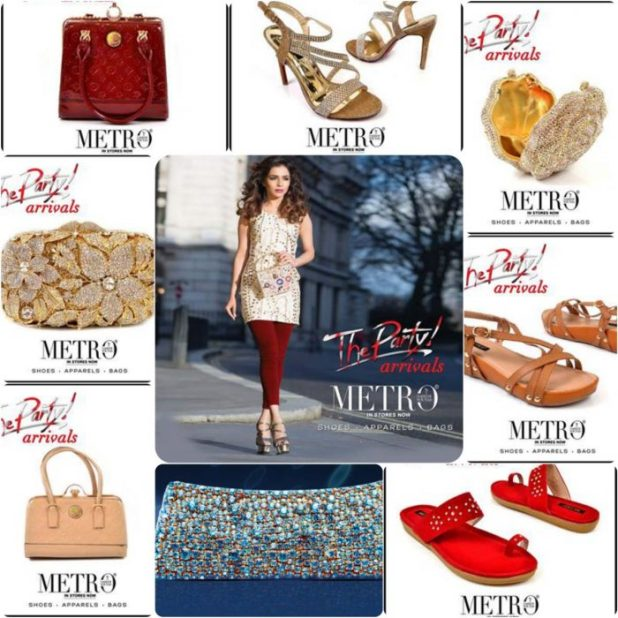 Metro Ladies Shoes Winter Collection Price in Pakistan Latest Women's Fashion 2017
