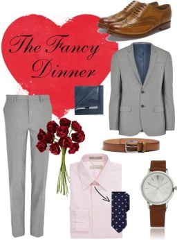 Valentine Day 2016 Which Type Gents Dresses Wear For Girlfriend