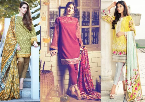 Bareeze Latest Summer Dresses Collections For Ladies Sale & Promotions Discount Offers