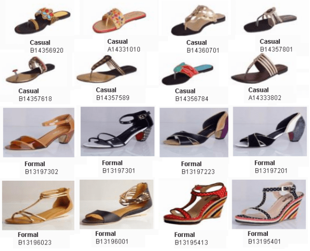 Borjan Summer Shoes Latest Casual Formal Collections Fashionable Designs Colors Price