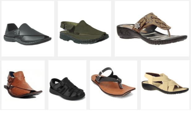 English Boot House EBH Sandal and Chappal Summer Shoe For Men's Price Deals