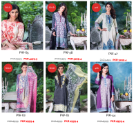 Chenone Pareesa Summer and Spring Lawn Collections 2016 For Ladies Price Sale Promotions