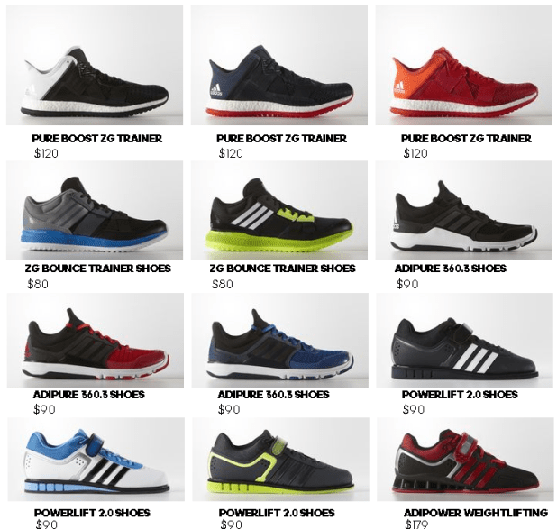 Latest Adidas Mens Training Soccer Outdoor Shoes Designs Colors and Price