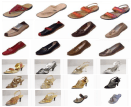 Party Wear and Sky Walk Shoes Collections By Borjan Ladies Shoes For Summer With Price