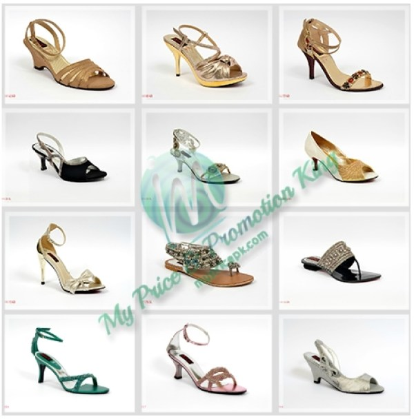 Ehsan ECS Chappal Store Latest Summer Shoes Ladies Party Collections Arrivals Price