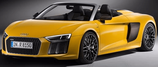 Audi R8 Spyder 2021 Model New Shape Image and Price Specs Features