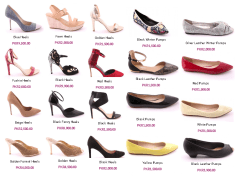Insignia Ladies Summer Shoes Pump and Heel Collection 2016 New Styles with Price