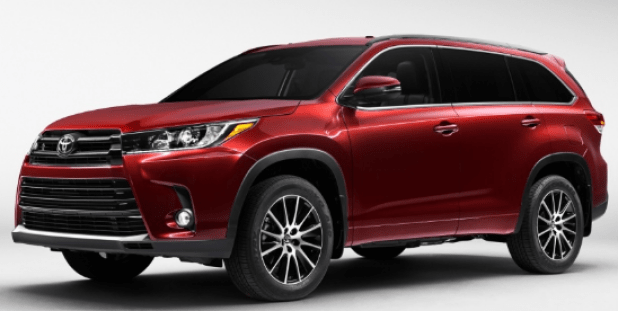 Toyota Highlander Car New 2017 Model Price in Pakistan Specifications Interior and Exterior
