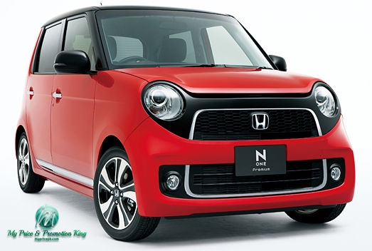 Honda N One Price in Pakistan Model 2016 Imported Car Pictures With Shape Features