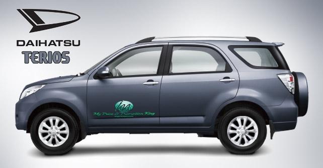 Daihatsu Terios 4x4 Automatic New Model 2018 Price