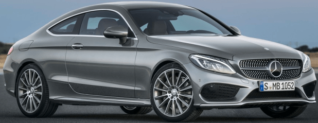 Mercedes-Benz C-Class C300 4MATIC 2017 Model Car Price One Road First Drive Features and Specs Images