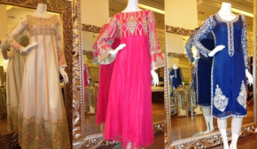 Pakistani Casual Summer Dresses New Designs 2016 For Women and Girls