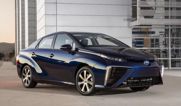Toyota Mirai Car New Model 2017 Specs and Price in Pakistan Interior and Exterior Look