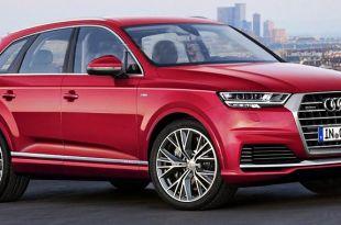 Audi Q5 Basemodel New Shape 2017 Model Price Speed Fuel Consumption In Pakistan India