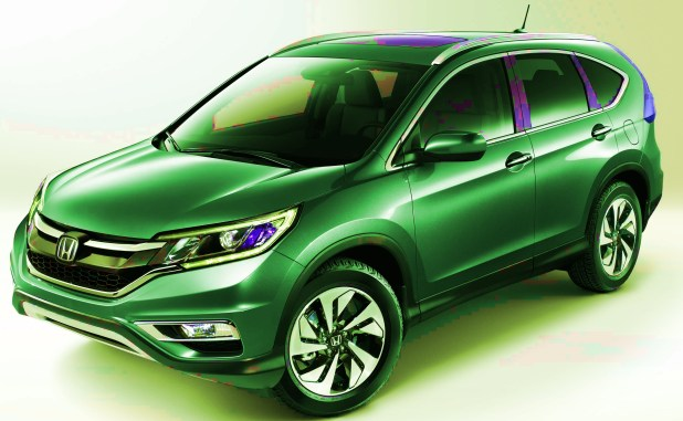 Honda CR-V Base Grade 2.4 New Model Shape 2017 Release Date Price In Pakistan India Japan
