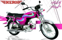 Hero RF 70cc New Model 2021 Shape Changes Colors Price Pictures and Reviews