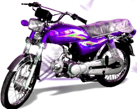 Upcoming BML 70cc Bike 2017 Redesign Colors Price Features and Specs In Pakistan