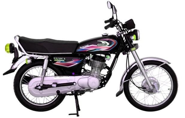 Latest United US 125cc 2017 Euro 2 Bike New Shape Redesign Price In Pakistan