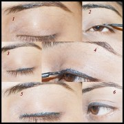 How to Apply Liquid EyeLiner on Your Eyes For Looks Bigger Step by Step