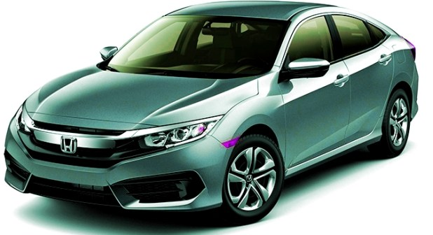Forthcoming Honda Civic 2017 VTi Oriel Prosmatec 1.8 i-VTEC Reshaped Price In Pakistan India China