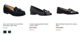 Upcoming Regal Shoes Collection Slingback, Trainers and Plimsolls, Wedges Prices Images