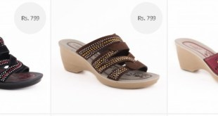 Servis Shoes For Girls Heels and Slippers Winter Collections Price In Pakistan