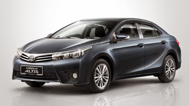 Toyota Corolla Altis 1.8 Model 2017 Price in Pakistan Shape Specs and Features