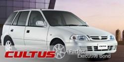Suzuki Cultus Euro II CNG 2021 Model Car Price in Pakistan Shape Reviews Specs