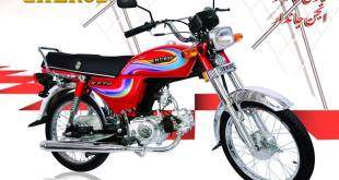Hero RF 70 Bike Euro II 2018 New Model Price in Pakistan Specs and Features