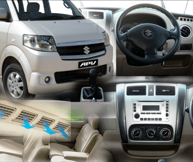 Suzuki APV GLX CNG 2017 Model Price in Pakistan Feature and Mileage with New Shape Images