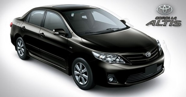 Toyota Corolla Altis Automatic 1.6 2018 Model Car Price in Pakistan Pictures Shape Features Overview and Specifications